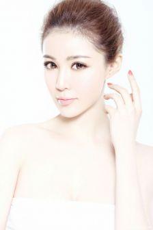 白色系列2_侯诗晨纯白美妆,手机桌面必备