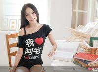 [清纯]美女林采缇高清图片