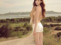 美女魏娜完美身材极致美背美腿