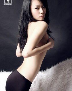 纯色欲女黑白诱惑