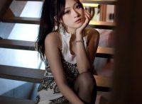 妩媚美女龙龙中国风写真