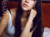 黑珍珠眸含秋水,狂野动人的美女室内写真