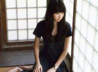 清纯美女的日本风情画,恬静的生活