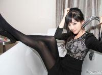 刘凡菲 黑丝诱惑