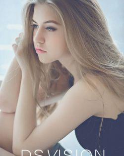 气质混血美女模特,五官精致,精雕细琢