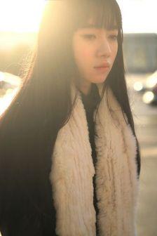 暖暖的阳光and暖暖的少女