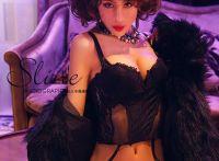 极品身材,黑丝吊带美女的魅惑