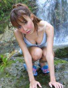 日本性感美女川崎希绝美诱惑写真高清套图