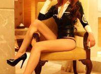 林筱诺胶衣系列写真尽显性感美腿