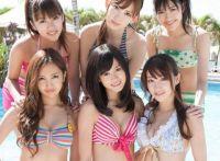 AKB48女子团体写真